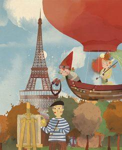 emma-pumarola-ilustrador-illustrator-profesional-establiments-viena-picasso-paris-globus-infantil-children