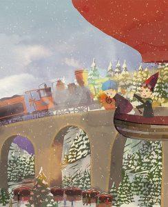emma-pumarola-nadal-selva-negra-globus-establiments-viena-illustration-ilustracion-illustrator-profesional-ilustrador-navidad-alemania-alemanya-germany